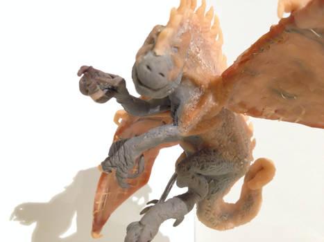 Flying little Dragon