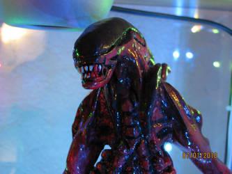 Alien inspired after H.R. Giger