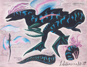 Custom Dragon Adopt---AsimiLykos