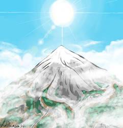 Glorious Mountain Vista