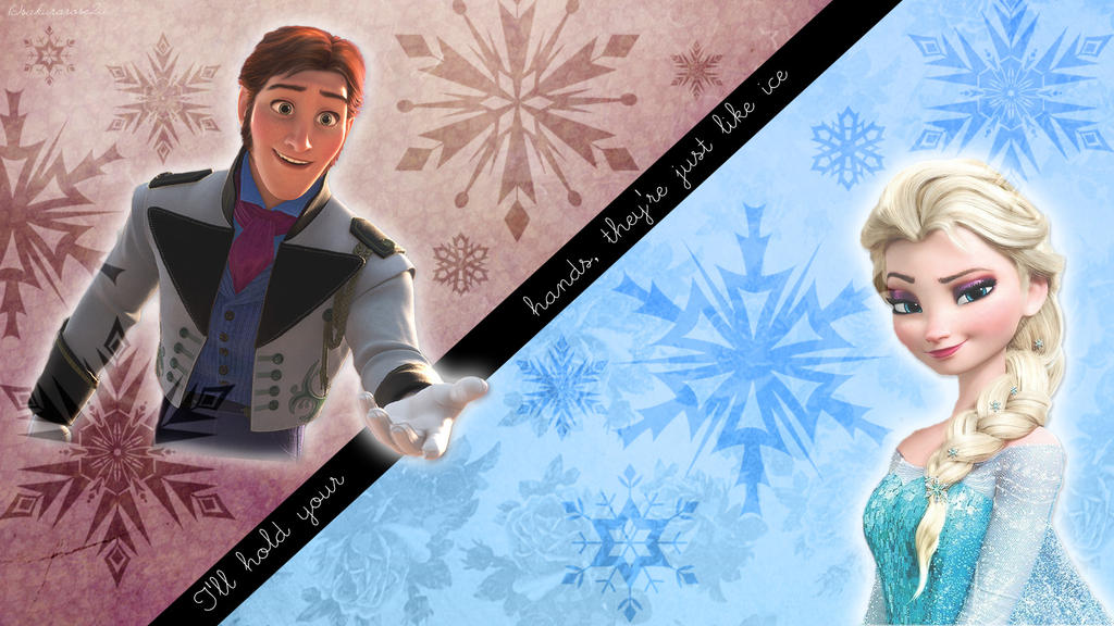 Baby Its Cold Outside : Hans x Elsa (Frozen) by sakurarose2u