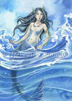 Blue Ocean by MeredithDillman