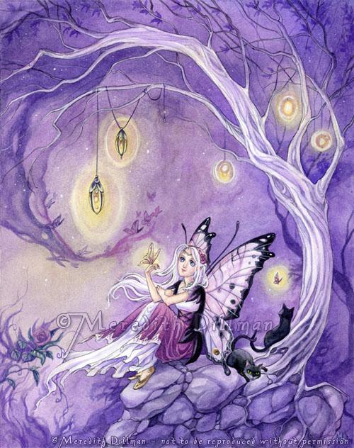 Chasing Butterflies by MeredithDillman