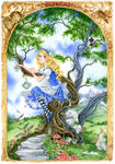 Alice's Tea Time in Wonderland by MeredithDillman