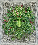 Greenman - The Holly King
