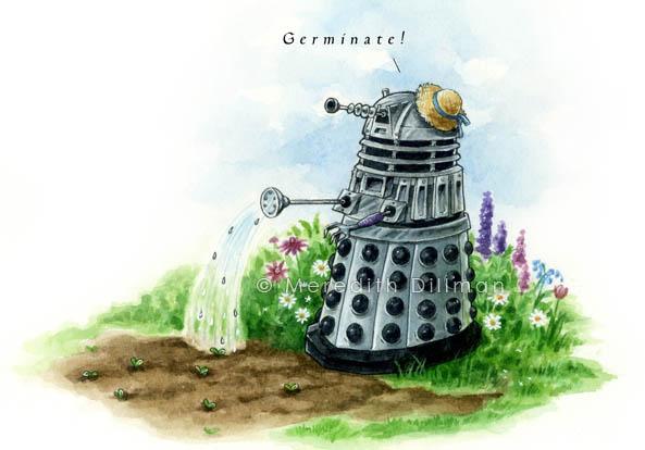 Germinate! by MeredithDillman