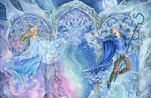 Snow and Frost by MeredithDillman