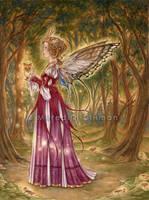 Faerie Grail by MeredithDillman