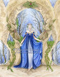 Lady of the Ivy Gate