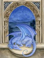 Draco Noctis by MeredithDillman