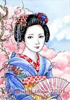 Sakura Maiko mini by MeredithDillman