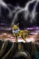 Thunder by Ayane-Sabakuno