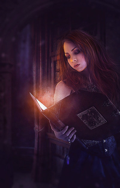 Immortal Secrets by alkab-art