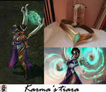 Karma's tiara - League of Legends
