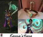 Karma's Tiara   League Of Legends By Scarlatta93