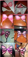Zafina's bra