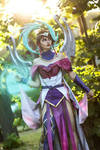 Karma' s Cosplay Concept - League of Legends