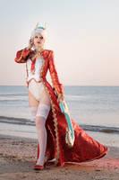 New Year Style Diana #2 - Loiza tribute. by Scarlatta93