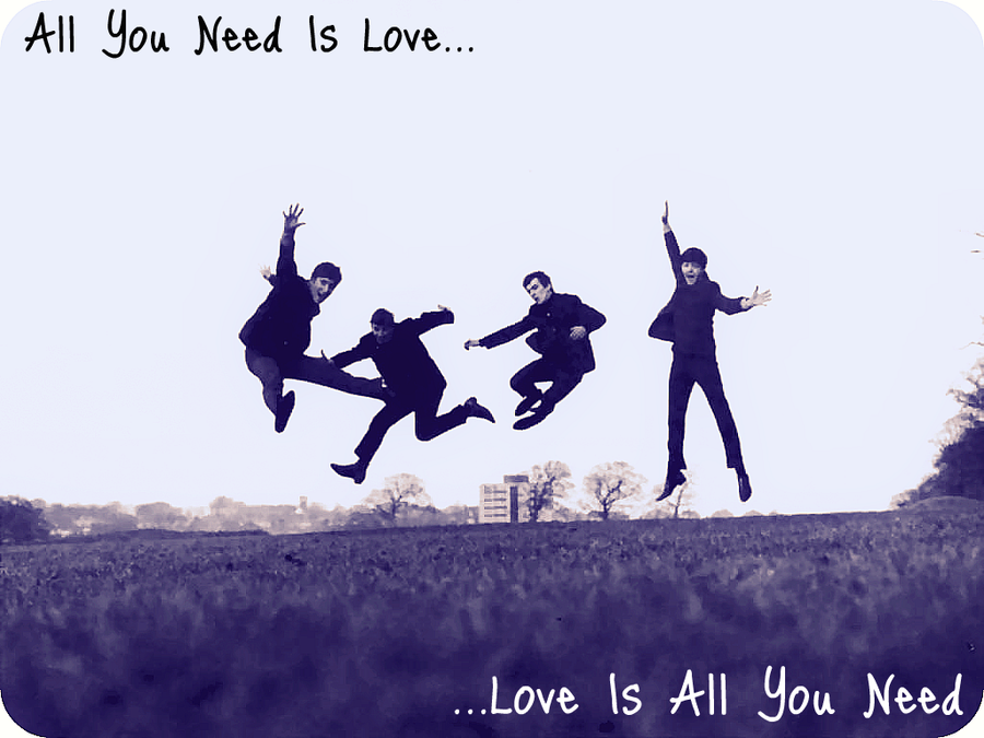 The Beatles Desktop Wallpaper By Lavender Lavy