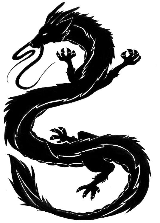Haku Dragon Tattoo: Haku Dragon Tattoo By Lavender-Lavy On DeviantArt