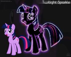 Circuit #1 - Twilight Sparkle by DZ-Aladan