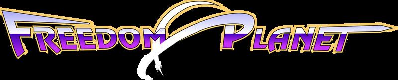 [RESOURCE] - Freedom Planet logo vector