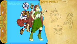 [ARISEN] - Rheya Portray