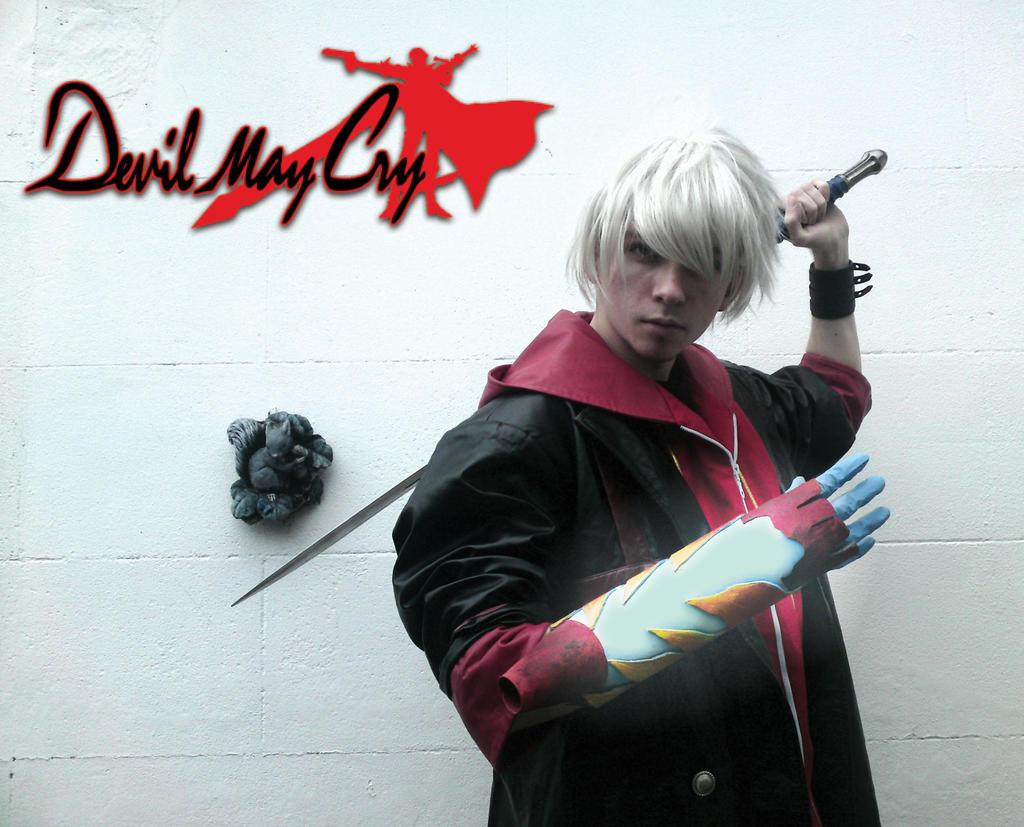 Devil May cry - ...Dmc Nero Cosplay