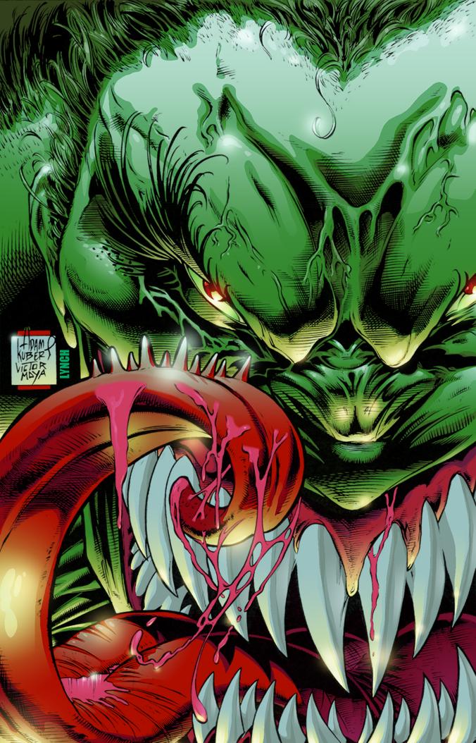 Hulk 2099 toy hulk 2099 kubert by