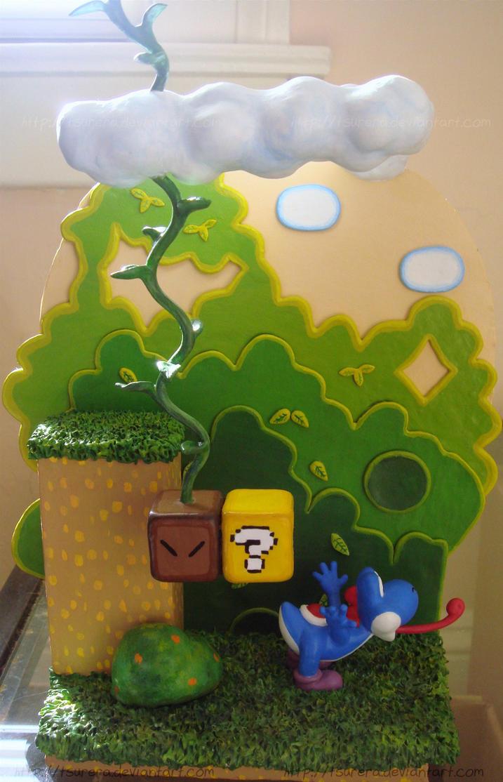 Mario World Renew by Tsurera