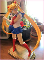 Sailor Moon GK by Tsurera