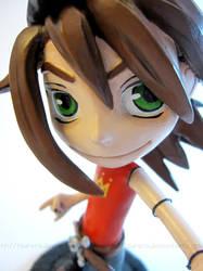 Sep 2011 anime figure Commission 02 by Tsurera