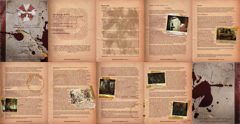 Biology of Evil Pt. 2 preview by Alpha-Step