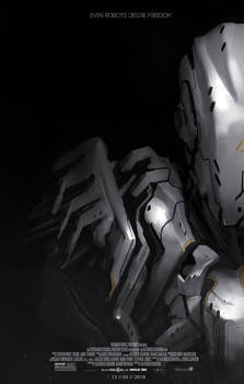 Illegal Cybernetic Poster 01