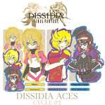 Dissidia Aces Application - Mikoto