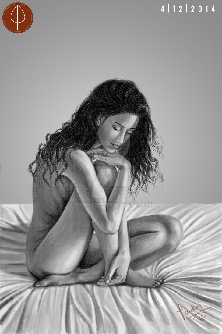 Nude#2 by panky25