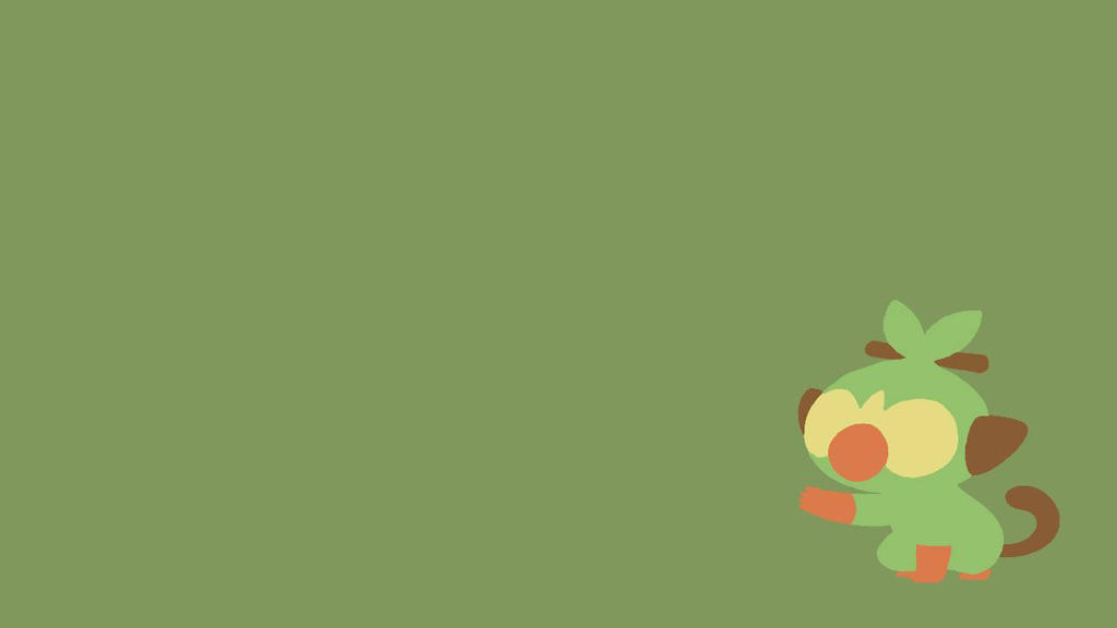 Grookey Pokemon Wallpaper By Jesgreeneight On Deviantart Recent wallpapers by our community. grookey pokemon wallpaper by