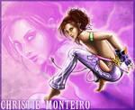 Comm. - Christie Monteiro by CristianaLeone