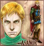 Comm. - Asanor by CristianaLeone