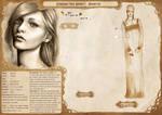 Character Sheet: Aralyn