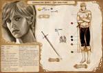 Character Sheet: Gar