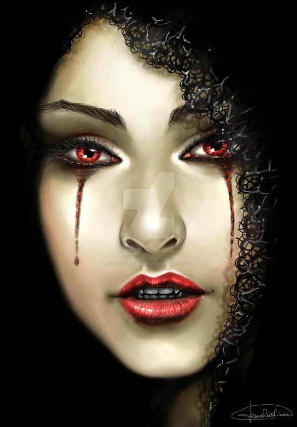 Black Widow by CristianaLeone