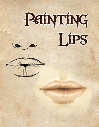 How I paint lips [video] by CristianaLeone