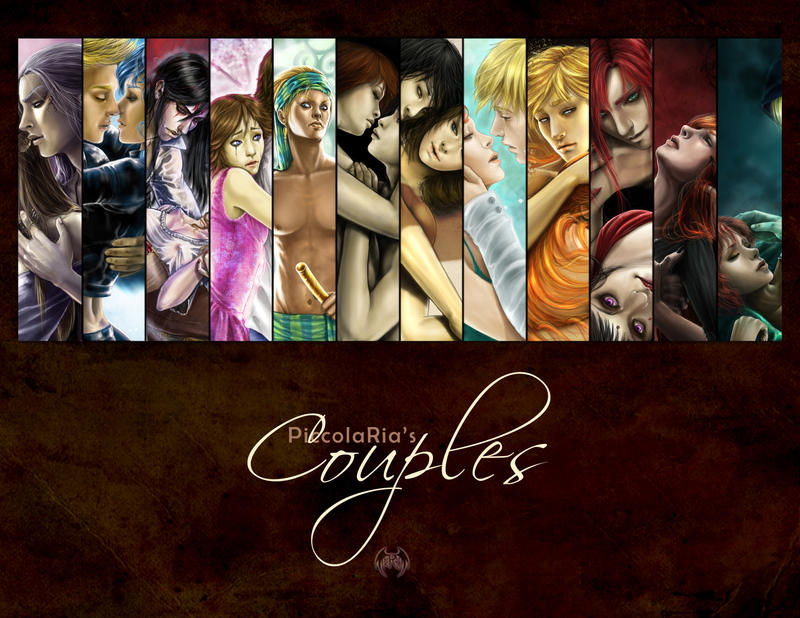 Couples Calendar by CristianaLeone