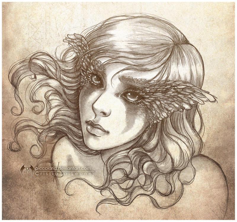 Hazel by CristianaLeone