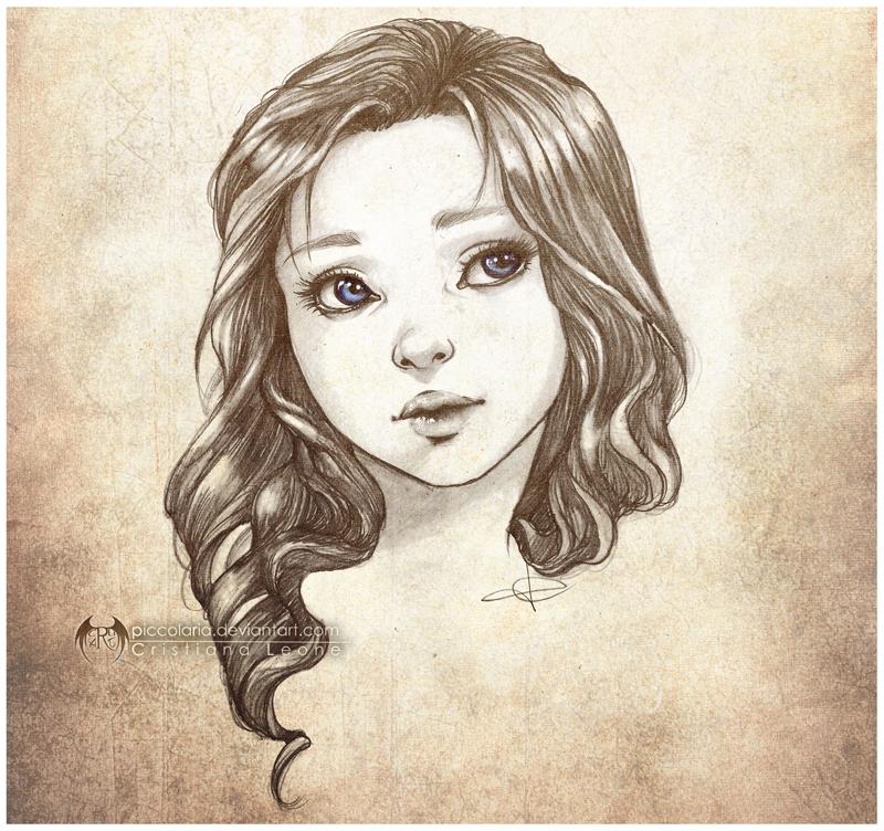 Luciana by CristianaLeone
