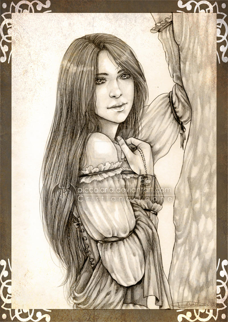 Sorianne by CristianaLeone