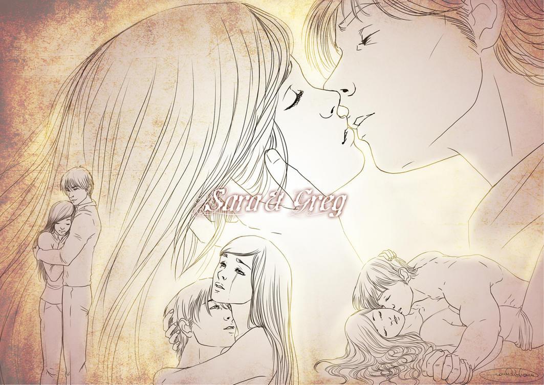 Lovesheet - Sara and Greg by CristianaLeone