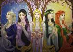 Silmarillion's Maidens