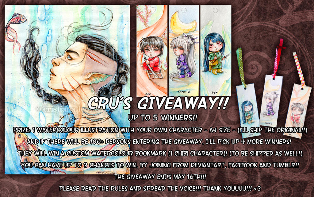 Giveaway by CristianaLeone
